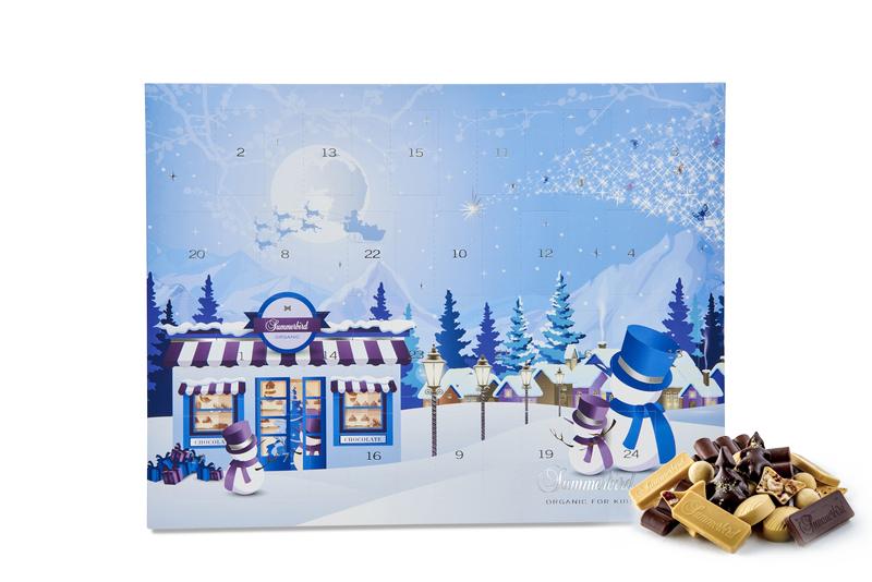 クリスマスカレンダー キッズ