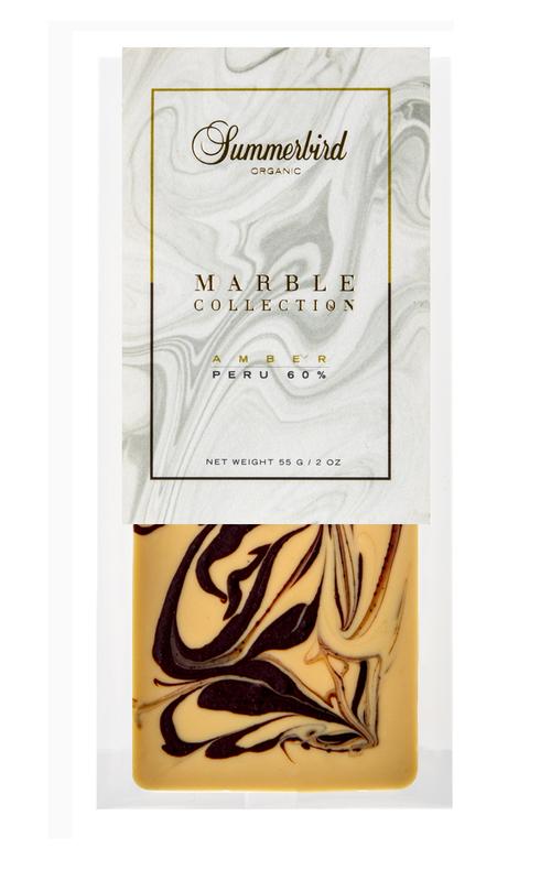 チョコレートバー(アンバー&コーヒー)