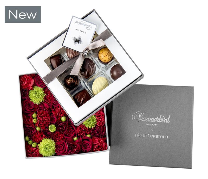 チョコレート & フラワー 母の日限定 ギフトボックス